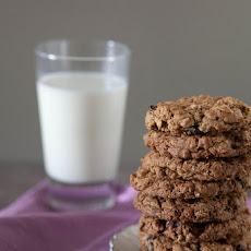 The Ultimate Oatmeal Raisin Cookie