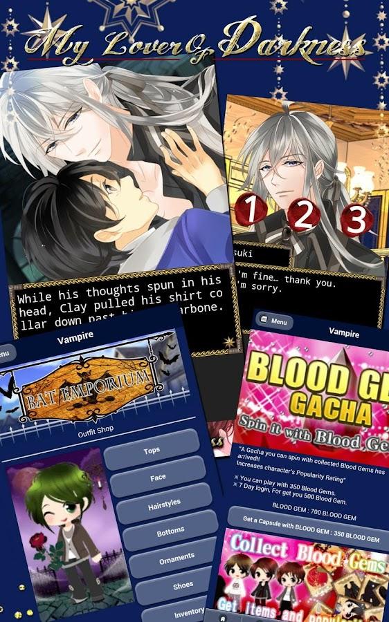 Dating vampire games — photo 15