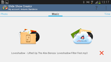 Screenshot of Slide Show Creator Pro