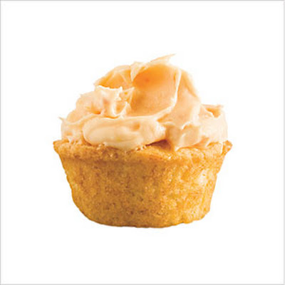 Fresh Citrus Cupcakes With Orange Buttercream