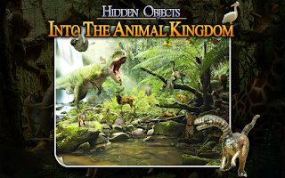 Screenshot of Hidden Objects: Animal Kingdom