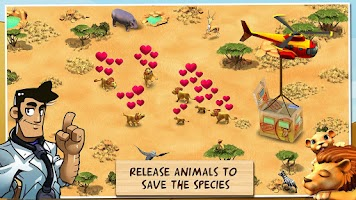 Screenshot of Wonder Zoo - Animal rescue !