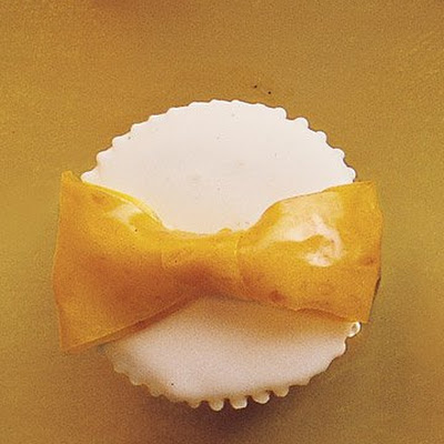 Yellow Butter Cupcakes