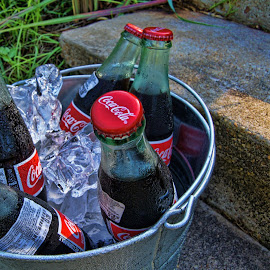 Have a Coke by Charles Ward - Food & Drink Alcohol & Drinks