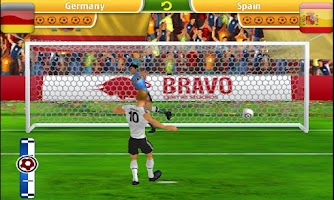 Screenshot of Penalty Championship