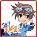 SkyBoards Puzzle icon