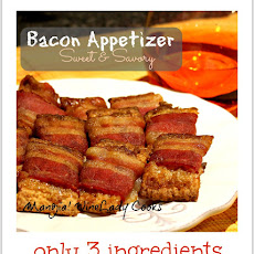 Bacon Appetizer - Sweet & Savory