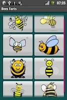 Screenshot of Bees Farts aka fart machine