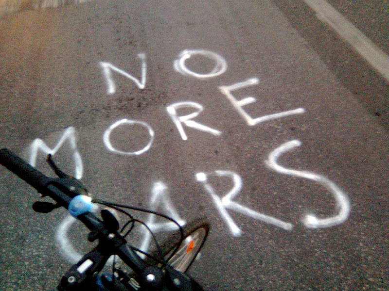 no more cars