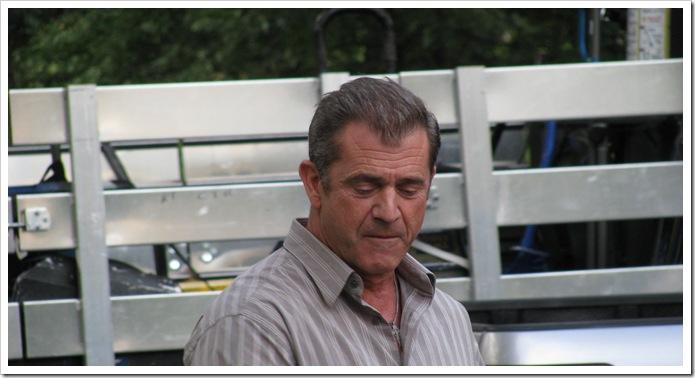 Mel Gibson EOD-5