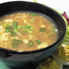 Chicken & Sweet Corn Soup