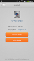 Screenshot of AB CryptoDroid