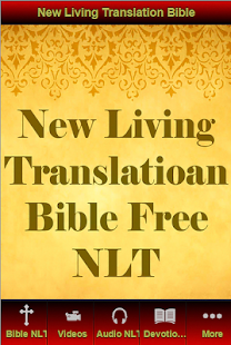 New Living NLT Bible Easy Free - screenshot