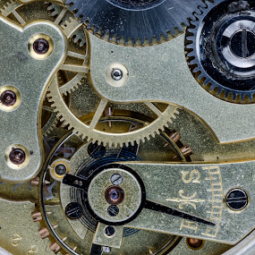 Still standing by Bogdan Rusu - Artistic Objects Technology Objects ( macro, still life, watch, close up, antique )