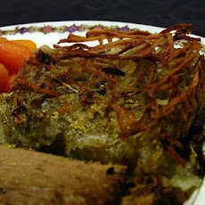 Shalom Bayit Kugel (Potato Kugel)