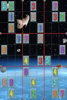 Screenshot of Cosmic Mines 2 Sudoku