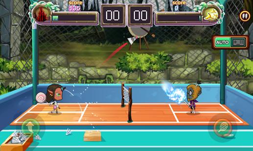 Badminton Star- screenshot thumbnail