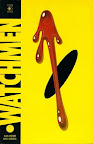 Watchmen, famoso Bottom manchado com o smiley face