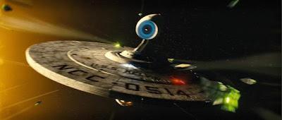 nova nave do filme jornada nas estrelas 2009. USS Kelvin