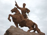 Sukhbaatar Statue