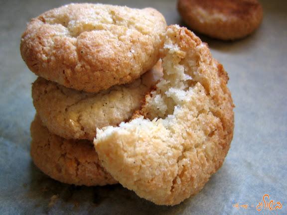 עוגיות אגוזי לוז שקדים ווניל ללא גלוטן