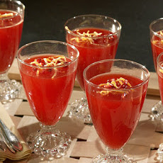 Blood Orange Gelatin