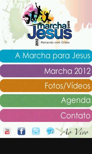 Marcha Para Jesus 2012