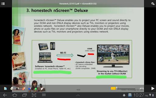 【免費媒體與影片App】nScreen Doc-APP點子