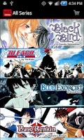 Screenshot of VIZ Manga