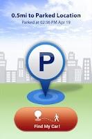 Screenshot of Pin 'n Find - Car Finder