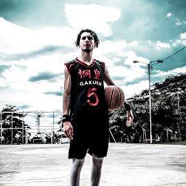 Are you ready? by Felix Kon-Ryu - Sports & Fitness Basketball ( basketball, costa rica,  )