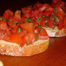 Tomato and Herb Bruschetta