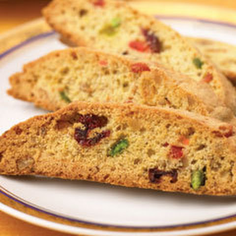 Fruit & Nut Biscotti Toasts