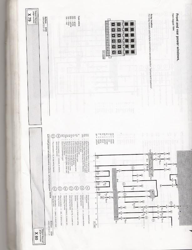vw lupo electric window wiring diagram - efcaviation, Wiring diagram