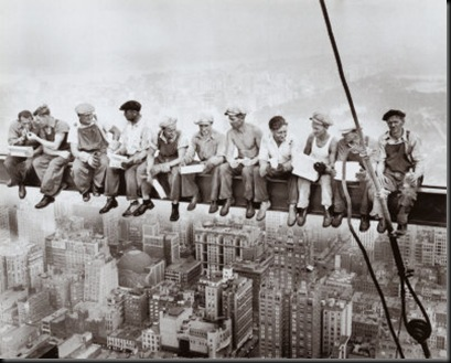 Lunch-Atop-a-Skyscraper-c1932-Print-C10090221