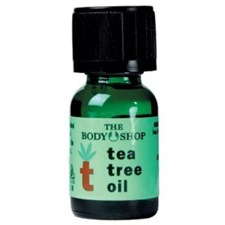 the body sho tea tree oil
