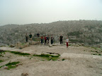 view of Amman from Temple of Hercules