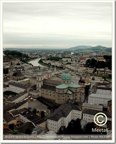 Austria_GreySkySalzburg framed