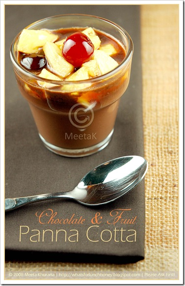 Choc Panna Cotta (02= by MeetaK