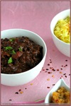 Black Bean Chilli 03 framed
