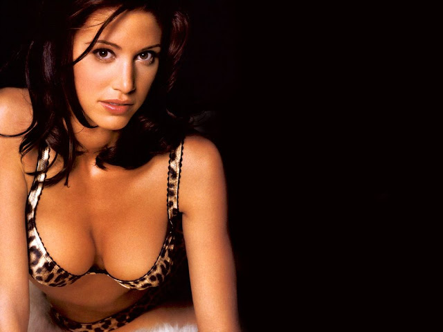 Shannon Elizabeth Hot Sexy Video Boobs Pics