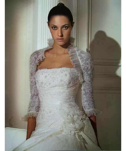 Allure Wedding Gown 15