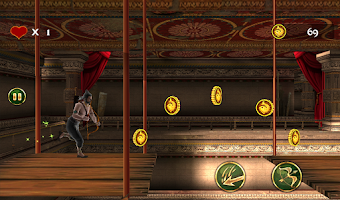 Screenshot of Kochadaiiyaan:Kingdom Run