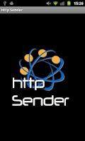 Screenshot of Http Sender