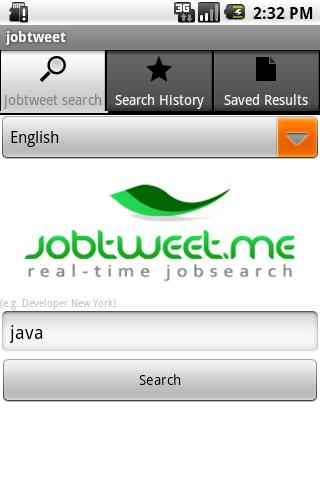 jobtweet job search
