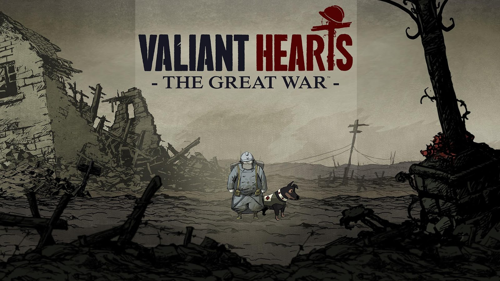 Valiant Hearts : The Great War Screenshot 0