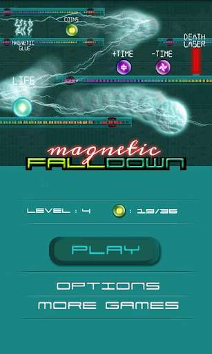 Magnetic Falldown