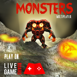 Monsters Multiplayer - AR/VR for Android