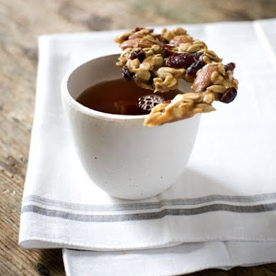 Maple Granola Brittle