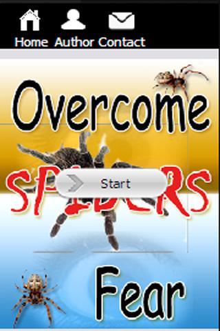Overcome Spiders Fear
